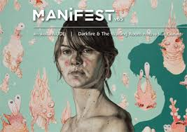 Darkfire & The Waiting Room: Prints by Sean Caulfield (and collaborators) - Manifest65