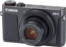 Цифрового фотоаппарата <b>Canon</b> PowerShot G9 X Mark II black ...