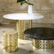 vanity top pedestal tempered jonathan adler the nixon end table