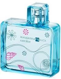 <b>Mandarina Duck Cute</b> Blue for women Eau de Toilette 50ml : Buy ...