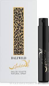 Salvador Dali <b>Dali Wild</b> - <b>Туалетная</b> вода (пробник) | Makeupstore.ru