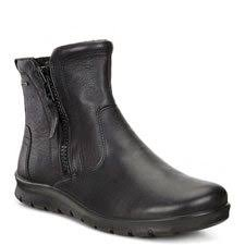 Женские <b>ботинки</b> на молнии - <b>Ecco</b>