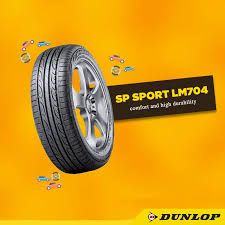The <b>SP Sport LM 704</b> is the ideal tyre... - <b>Dunlop</b> Tyres Pakistan ...