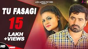 TU FASAGI - Vicky <b>Kajla</b> | <b>New</b> Haryanvi Songs Haryanavi <b>2019</b> ...