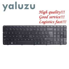 YALUZU New RU <b>Russian keyboard for HP</b> Pavilion G7 1000 G7 ...