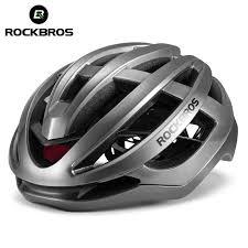 ROCKBROS <b>Bicycle Helmet</b> Men <b>EPS</b> Integrally molded Breathable ...