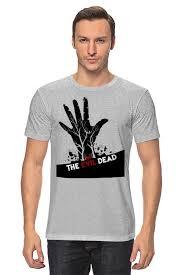 <b>Футболка классическая Printio</b> Evil Dead #855253