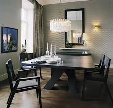 kitchen design ideas long dining  dining room design simple brown cover dining chairs built in gas fire