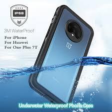 [<b>SHELLBOX</b>] <b>IP68 Waterproof</b> Swimming Diving <b>Phone</b> Case for ...