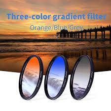tianya 3in1 Gradient filters 40.5 46 49 52 58 62 67 72 77 82mm ...