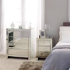 Mirrored Furniture Bedroom Sets Mirrored Furniture Bedroom