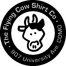 The <b>Flying Cow</b> Shirt Co.