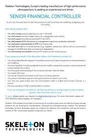 cv keskus t ouml ouml pakkumine senior financial controller toumloumlpakkumise number