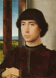 portrait of a young man hans memling work of art portrait of a young man