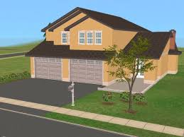 Mod The Sims   Maple Street   Story Family Home  Based On Real    I built this house not exact  but  relatively close to the actual floor plan  Modified here and there  Maple Street is a bed    bath