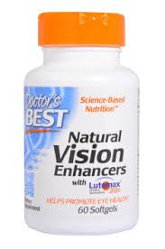 Doctor's Best <b>Natural Vision Enhancers</b> - Online Shop with Best Prices