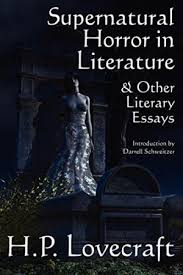 supernatural horror in literature by hp lovecraft   abebookssupernatural horror in literature  amp  other literary  lovecraft  h p
