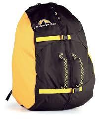 "<b>Чехол для веревки La</b> Sportiva ""Rope Bag Medium"", black/yellow ..."