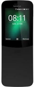 Купить <b>Сотовый телефон NOKIA</b> 8110 Dual Sim, черный в ...