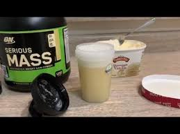 <b>SERIOUS MASS</b> REVIEW | WEIGHT <b>GAIN PROTEIN</b> SHAKE ...