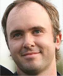 Martin Laird has a really odd forehead…