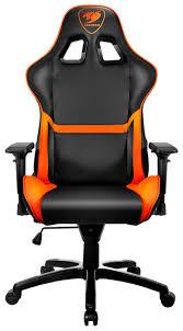 Купить <b>Компьютерное кресло COUGAR</b> Armor <b>игровое</b>, обивка ...