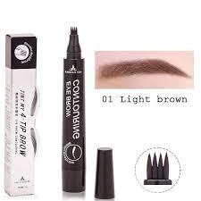 In Stock Waterproof Microblading Tatto <b>Eyebrow</b> Liquid Ink Makeup ...