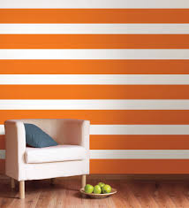 Orange Bedroom Wallpaper Decorating With Color How To Decorate Rooms With Colors