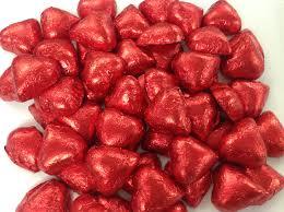 Image result for red foil milk hearts