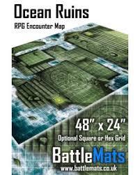 <b>Castles</b> and Ruins - <b>Fantasy</b> - RPG Encounter Mats - Battle Mats