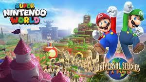 Super Nintendo World at Universal Orlando Resort – overview and ...