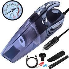 <b>Car Vacuum Cleaner</b>, 4 in 1 Multifunctional High Power 12V <b>100W</b> ...