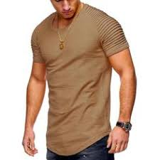 <b>men Bamboo Fiber T</b>-Shirts Men's summer T-Shirts Tops Short ...