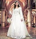 A classic look with renaissance wedding dresses 2017-2016
