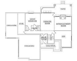 Marvelous Empty Nester House Plans   Empty Nest House Plan    Marvelous Empty Nester House Plans   Empty Nest House Plan Downsizing Retirement Empty Nester Baby