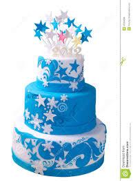 Decorated Birthday Cakes First Birthday Cake Stock Photo Image 41904636