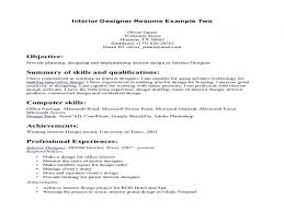 autocad resume format cipanewsletter interior design resume s interior design lewesmr interior