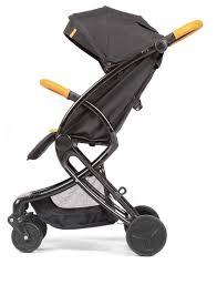Купить Прогулочная <b>коляска Giovanni Modo</b> black/yellow по ...