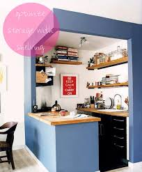 tip 5 adequate storage space can be a huge dilemma with small kitchens optimize on storage with open shelving to display nice dishware and cookbooks adequate storage space