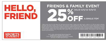 Image result for sports authority coupons