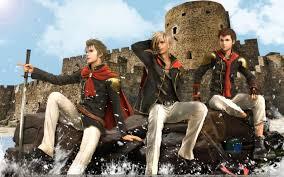 Resultado de imagem para Final Fantasy Type 0