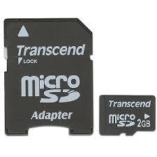 Купить карту памяти Transcend <b>micro SD</b> 2Gb + <b>адаптер</b> SD в ...