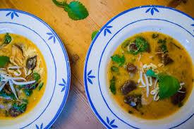 Vegan Thai Soup   Life of <b>Mjau</b>