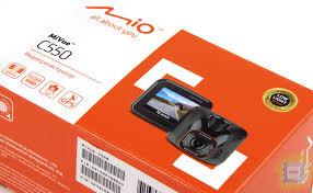 Обзор автомобильного <b>видеорегистратора Mio MiVue</b> C550