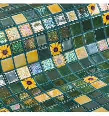 <b>Стеклянная мозаика Ezarri Topping</b> Marigold 31,3х49,5 см | www ...