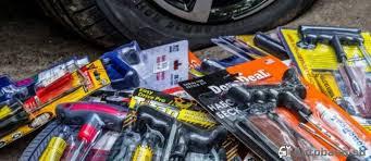 Подбираем комплект для <b>ремонта</b> бескамерных <b>шин</b> автомобиля