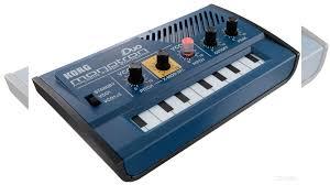 Аналоговый <b>синтезатор korg Monotron</b> Duo, новый купить в ...