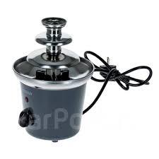 <b>Шоколадный фонтан Tristar</b> CF-1603 - Мелкая кухонная техника ...