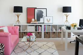 view in gallery pink sofa bathroomglamorous creative small home office desk ideas
