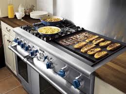 gas range kitchen